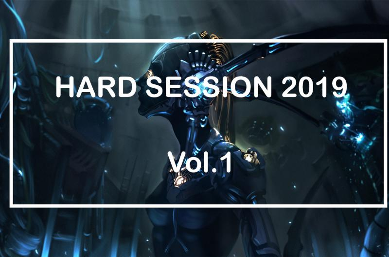 HARD SESSION 2019 VOL.1